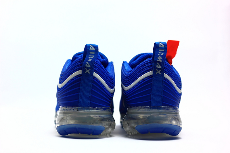 new product ea084 dfffc Online Nike Air Max 97 2018 KPU Royal Blue White Men's Running Shoes  NIKE-ST002292