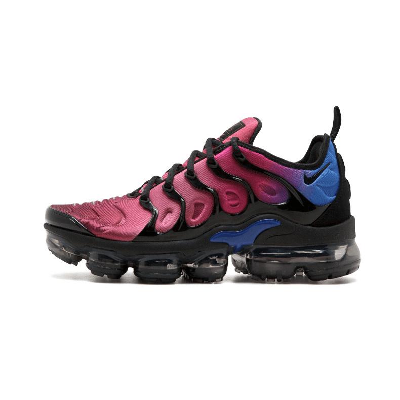 huge inventory bc3f5 83177 Nike Air Vapormax Plus TN Black Hyper Violet AO4550-001 Mens Running Shoes  AO4550-001