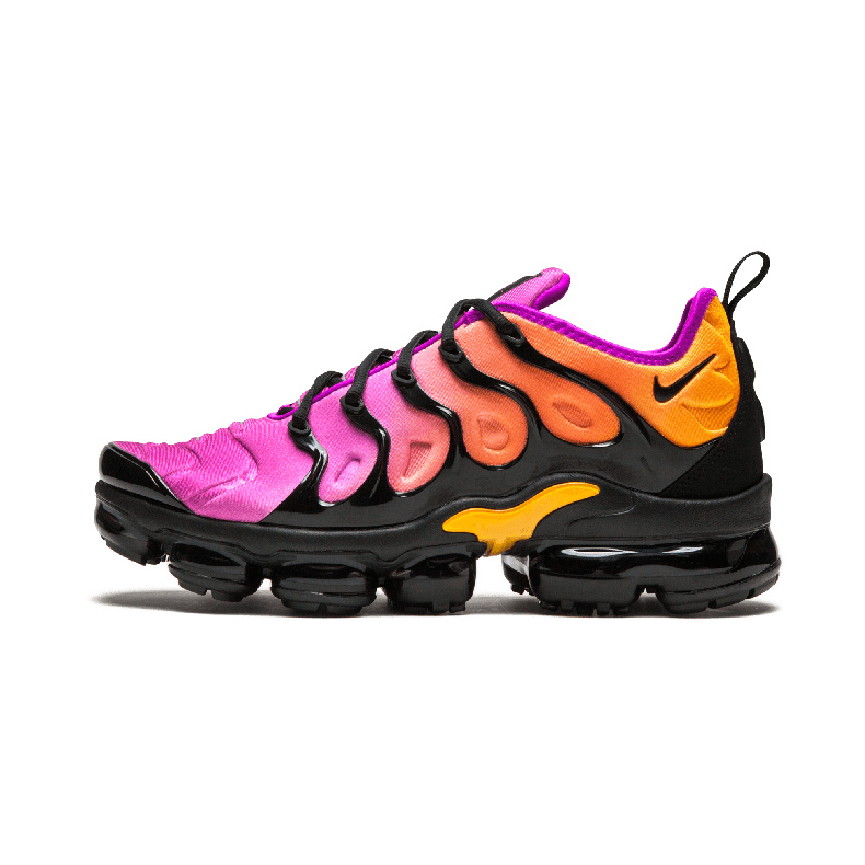 huge selection of 79c59 06135 Nike Air Vapormax Plus TN Black Pink AO4550 004 Women's Running Shoes  AO4550-004