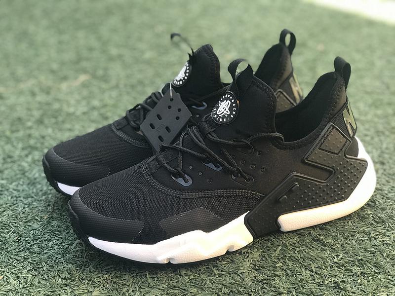 6d060be73fa2 Nike Air Huarache Drift Oreo Black White 819685 002 Women s Men s Running  Shoes