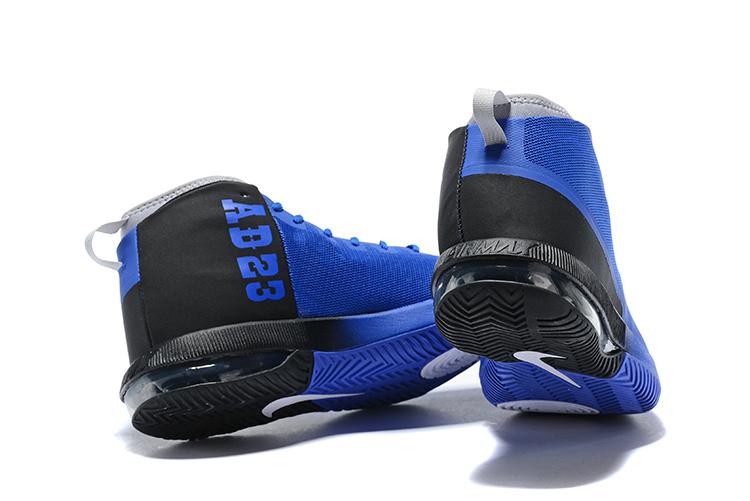 Nike Air Max Dominate Anthony Davis Racer Blue Light Bone Black AH9685 400 Men's Basketball Shoes AH9685 400
