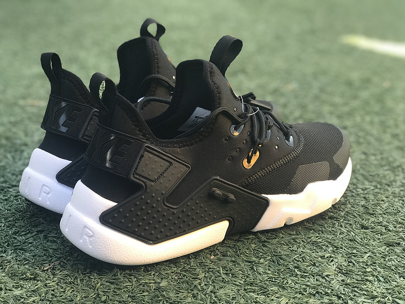 Nike Air Huarache Drift Oreo Black White 819685 002 Women s Men s Running  Shoes 787fca23bf44