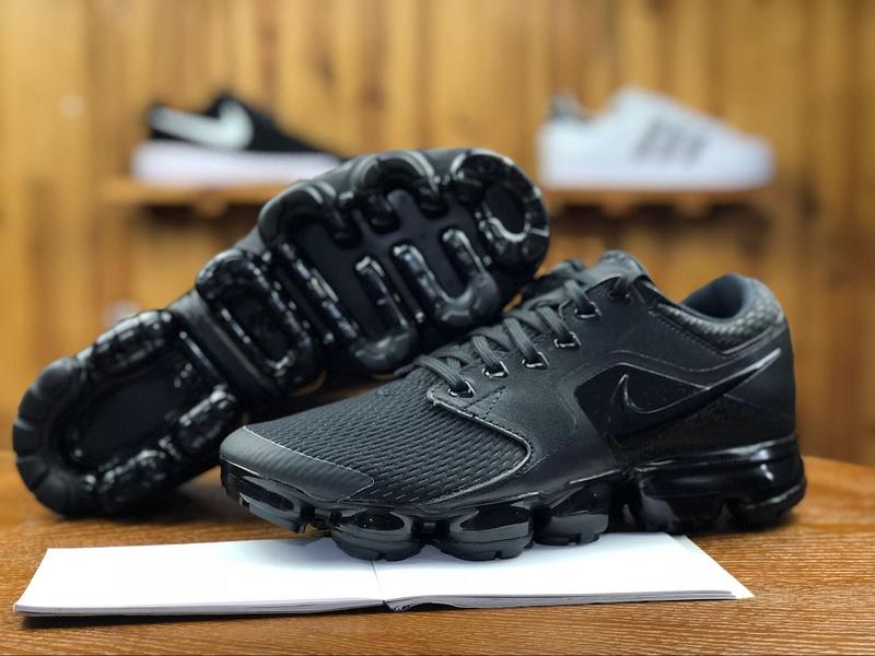 2e974ca82541 Nike Vapormax Mesh CS Black Total Crimson Black AH9046 002 Women s Men s  Running Shoes AH9046-002