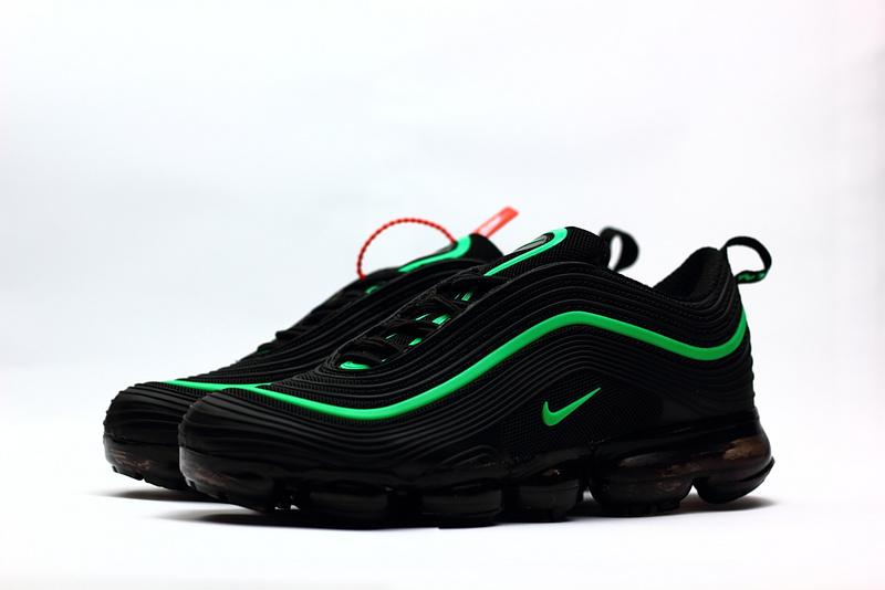 b38f350bf32d53 Nike Air Max 97 2018 KPU Black Green Men s Running Shoes NIKE ...