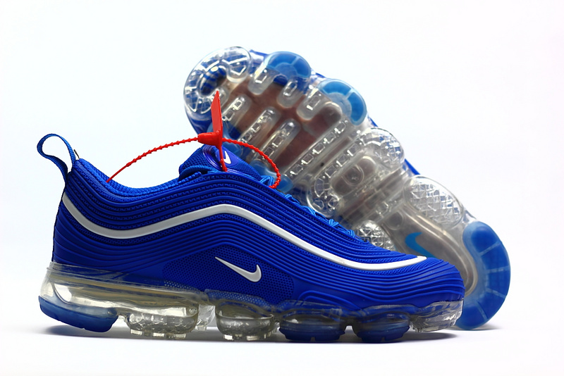 new product 0450e 3993d Online Nike Air Max 97 2018 KPU Royal Blue White Men's Running Shoes  NIKE-ST002292