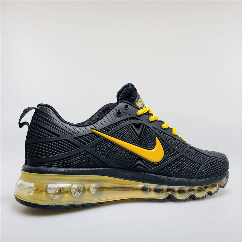 timeless design a7fc3 7d774 Nike Air Max 2019 Kpu Black Gold Men's Running Shoes NIKE-ST002342 ...