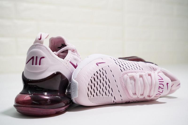 Nike Air Max 270 Pink AH6789 601 Women's Running Shoes AH6789 601