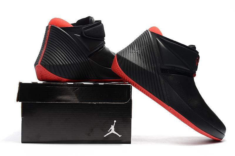 30074ac016f Nike Jordan Why Not Zer0. 1 Black Gym Red Men s Basketball Shoes ...
