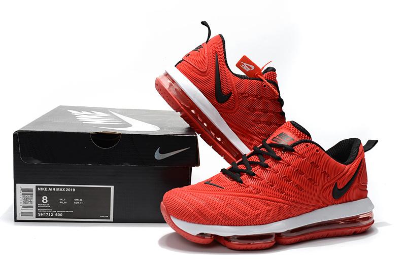 1e44b73e0b ... Max 2019 Running shoes›. Nike Air VaporMax 2019 KPU October Red Black  White ...