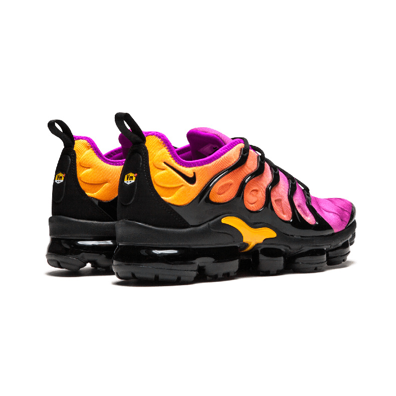 huge selection of 3197c c7403 Nike Air Vapormax Plus TN Black Pink AO4550 004 Women's Running Shoes  AO4550-004