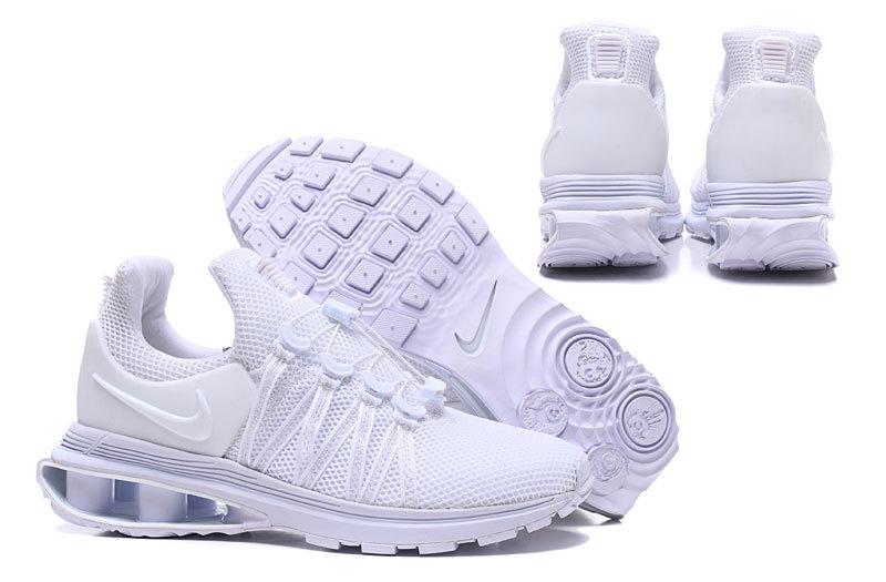 4f8af9d143615b Nike Shox Gravity Triple White AR1999 100 Men s Running Shoes AR1999 ...