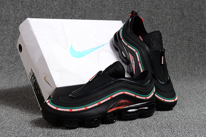3608a93893a Undefeated Nike Air Max 97 VaporMax 2018 KPU Black White Green Red ...