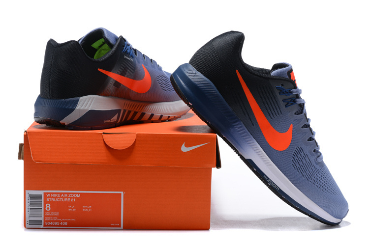 info for 6ed05 99913 Nike Air Zoom Structure 21 Dark Sky Blue ...