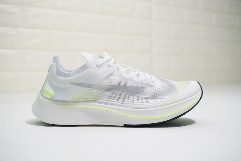 reputable site 8bbc4 b9657 Nike Lab Zoom Fly SP White Green AJ9282-107 ...