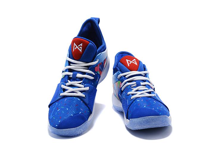 new style c6ca0 b48b0 Nike Paul George PG 2 Celebrate Birthday Men's Basketball Shoes  NIKE-ST002625