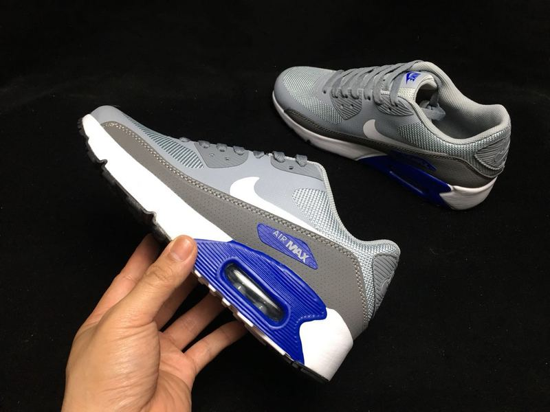 Nike Men's Air Max 97 WE Casual Shoes Wolf GreyGame Royal