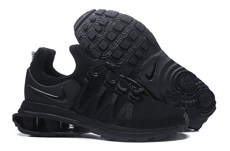 ebb502e3b0d Nike Shox Gravity Triple Black AR1999 001 Men s Running Shoes AR1999 ...
