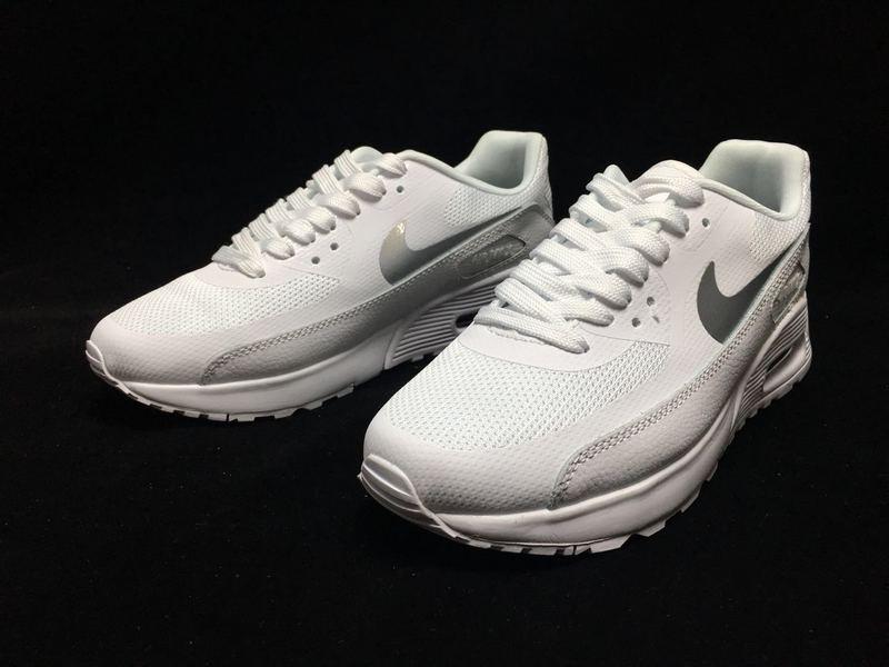 newest 67ea3 8acb9 Interesting Nike Wmns Air Max 90 Ultra 2. 0 Metallic Platinum White 881106  101 Women s