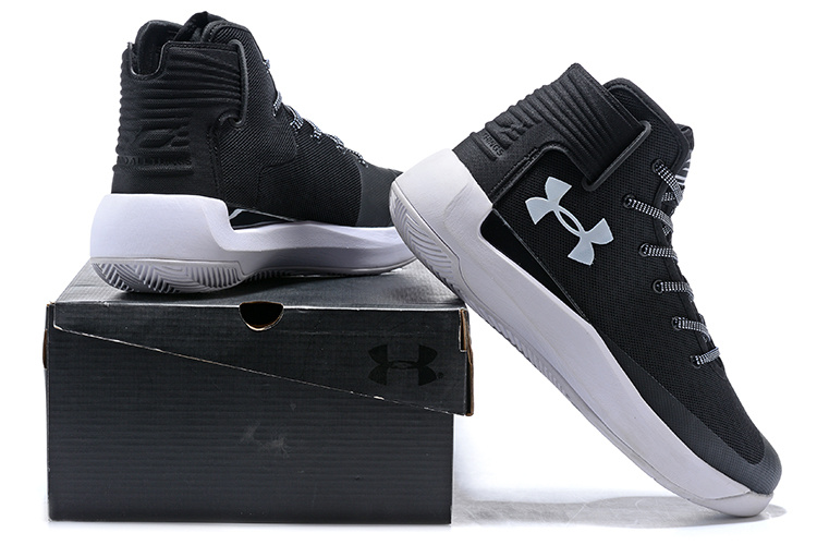 33a554afacb0 Under Armour Steph Curry 3. 5 Black White Men s Basketball Shoes ...