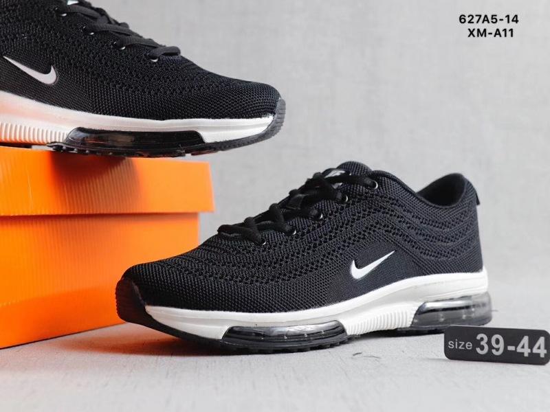 huge discount f9e47 5f2f6 Nike Air Max Vapormax Flyknit Black White Men's Running Shoes NIKE-ST002723