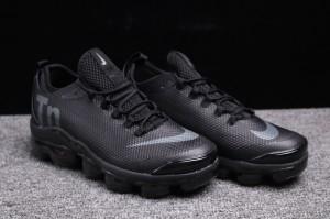 c6071e133a0 Nike Air VaporMax Plus TN Black White Men s Running Shoes NIKE ...