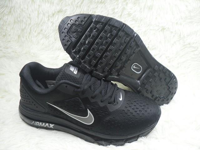 Nike Plata Air Max 2019 Negro Plata Nike Zapatos Corrientes De Los Hombres Nike St003171 0d17a2