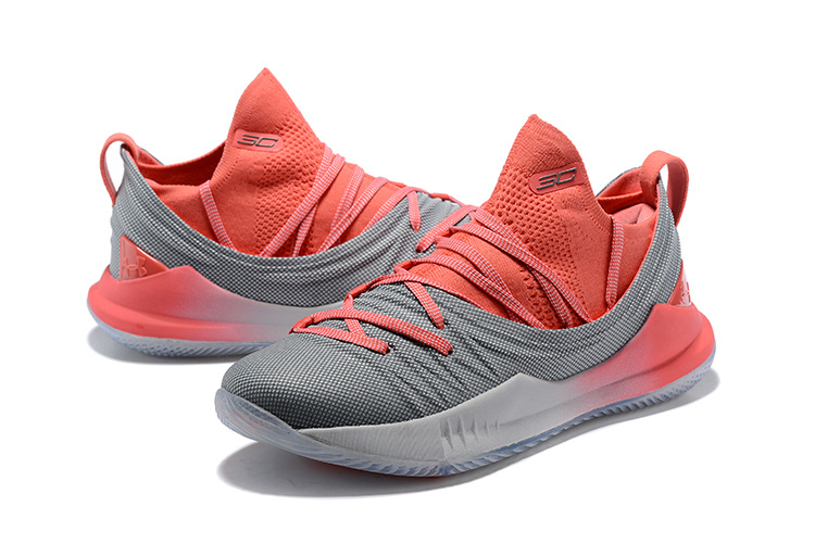 92996039ddb6 ... pink original 85b4d aab7d shopping under armour ua curry 5 wolf grey  watermelon red mens basketball shoes 8ee9e f9114 ...