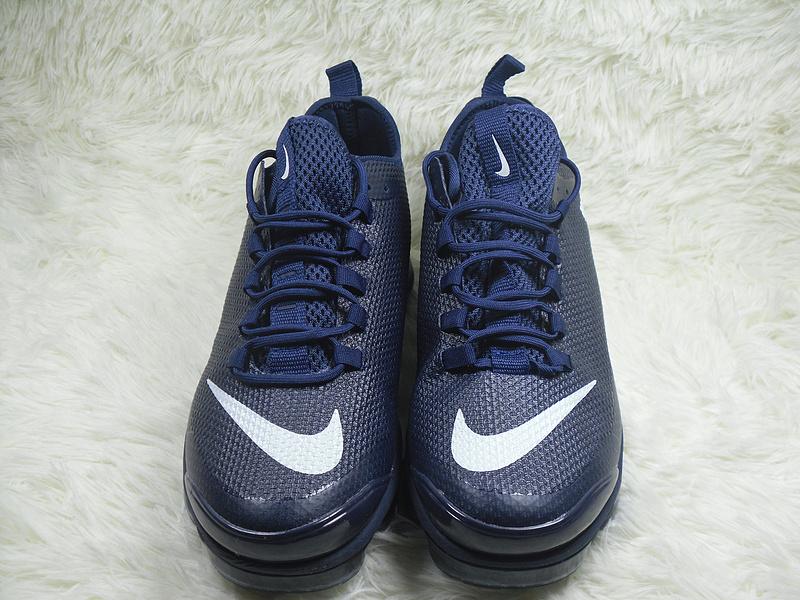 52e722ba Nike Air Max Plus Tn Navy Blue White Mens Running Shoes NIKE ...