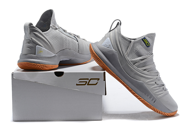 save off 9b867 1a361 Under Armour UA Curry 5 Elemental Ivory Tokyo Grey Men's Basketball Shoes  NIKE-ST002899