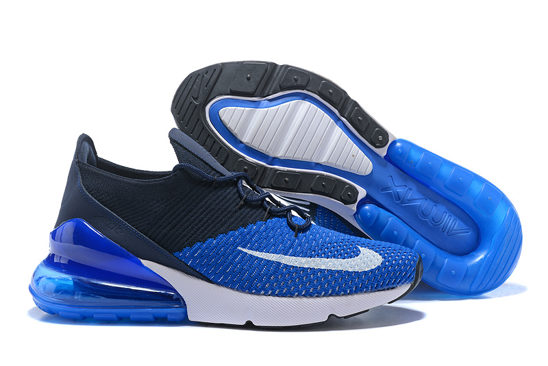 54796c0035 ... sweden nike air max 270 flyknit royal blue white e0865 c45f3