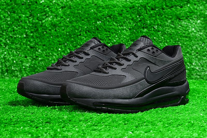 new arrival 63ba1 1b6ee Nike Air Max 97 Bw Skepta Kpu Charcoal Gray AO2113 113 Men's Casual Shoes  Sneakers AO2113-111