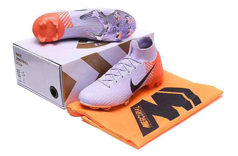 online store 2d5f5 b4a7d Nike Mercurial Superfly VI Elite FG Flyknit 360 Wolf ...