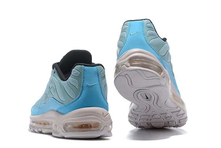 designer fashion 762f4 de7c2 Men's Nike Air Max 97 / Plus TN Mica Green Leche Blue Orange Blaze Barely  Rose AH8144 300 Casual Shoes Sneakers AH8144-300