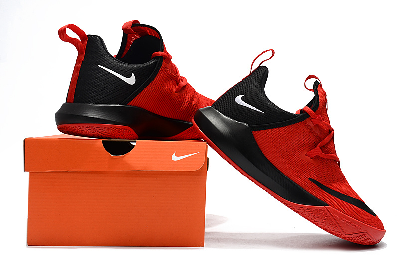 sports shoes c4c7e 5a99d Nike Zoom Shift EP 2 October Red Black Men s Basketball Shoes
