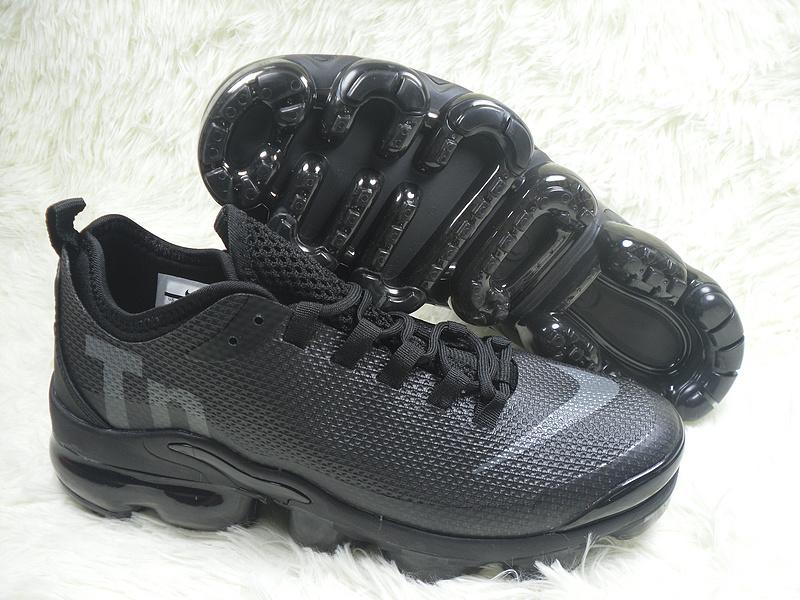 Nike Air Max Plus Tn Black Charcoal Gray Mens Running Shoes NIKE-ST003180  7669cf4e2