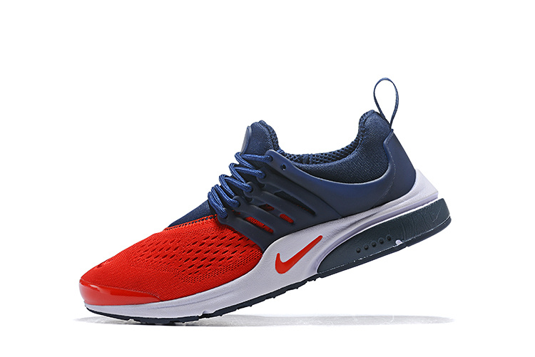 05ea74513a007c Nike Air Presto Navy Blue Red White 836183 406 Men s Running Shoes ...
