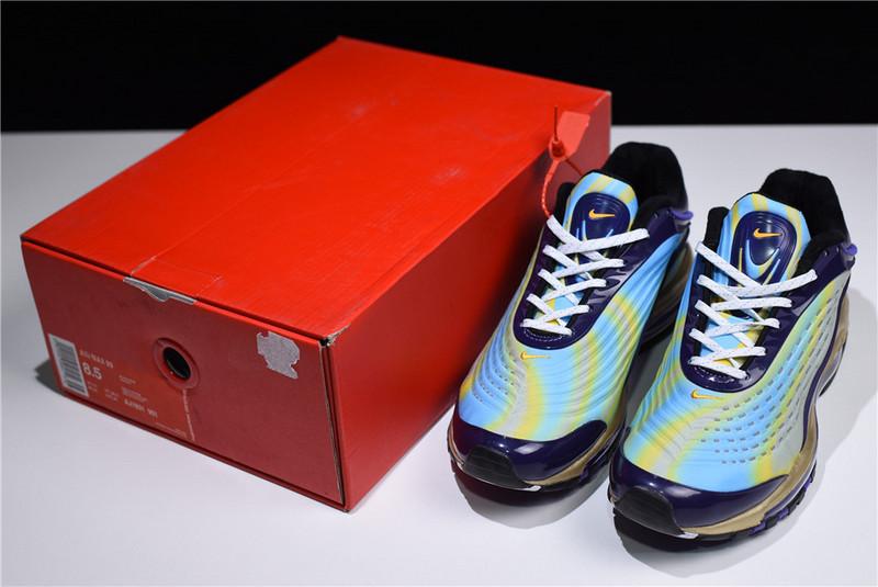 Nike Air Max 99 Deluxe TPU Reflective Purple Mutil Color AJ7831 901 Women s  Men s ... bd621c729