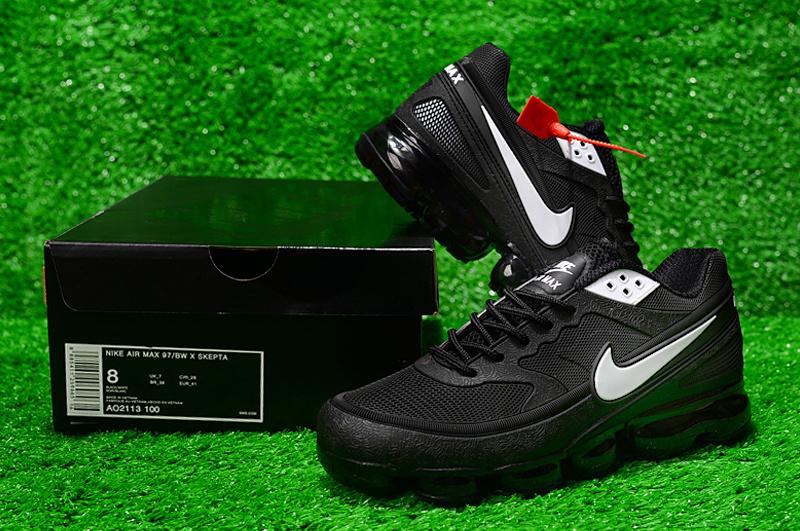 Nike Air Max 97 Bw Skepta Kpu Black White Men's Casual Shoes Sneakers NIKE ST003014