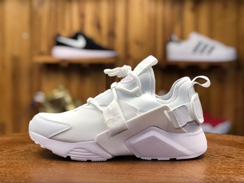 Casual Nike Shoes Low Men's City Women's Ah6804 Air Huarache 100 White HYW9eEDI2