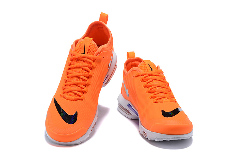 sale retailer 5d8eb 7bb30 Advanced Design Nike Air Max Plus TN Ultra SE Mercurial Orange White Black  AQ0242 004 Womens