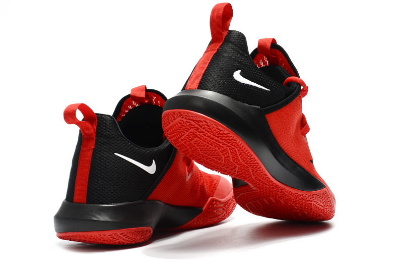 sports shoes 0ba9b f01ad Nike Zoom Shift EP 2 October Red Black Men s Basketball Shoes