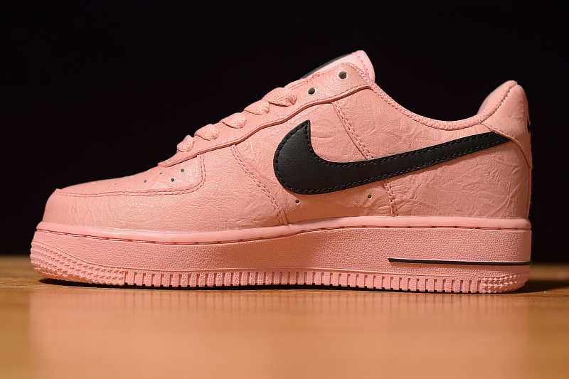 wholesale dealer c980a aa611 Supreme x The North Face x Nike Air Force 1 Pink Black AR3066 800 Men's  Women's Casual Shoes Sneakers AR3066-800