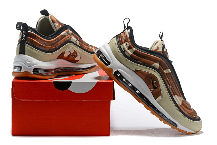 f47e8f33bc48 ... shoes sneakers f96cf 014c9  where to buy nike air max 97 ul 17 premium  confetti brown multi mens 881b8 843ae