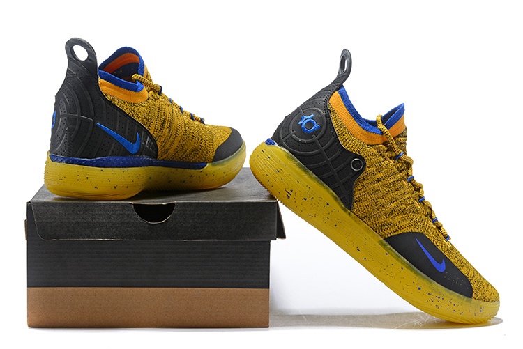 Nike Zoom KD 11 EP Gold ...
