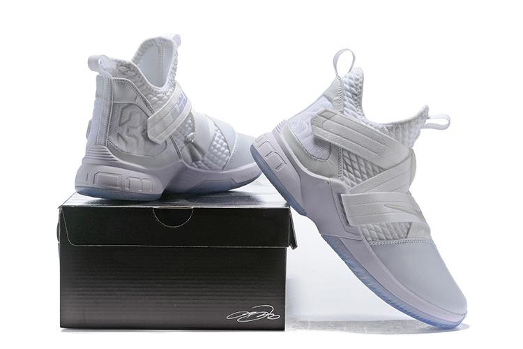 best website d881f 00405 ... Lebron James Basketball Shoes›. Nike LeBron Soldier 12 ...