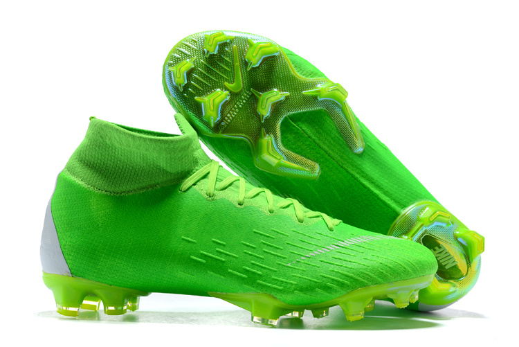 big sale c121a c537c ... france nike mercurial superfly 360 elite fg triple green mens 937e6  e4507