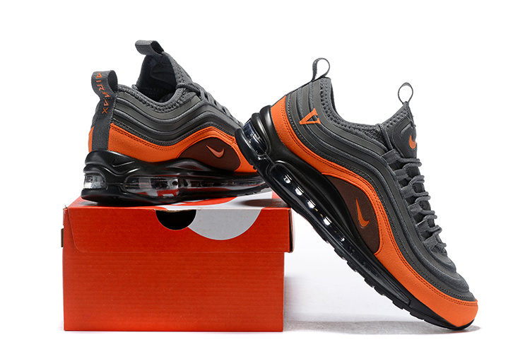 1bf8877cc99db ... where can i buy nike air max 97 ultra se wolf grey orange mens 70e3d  2b499