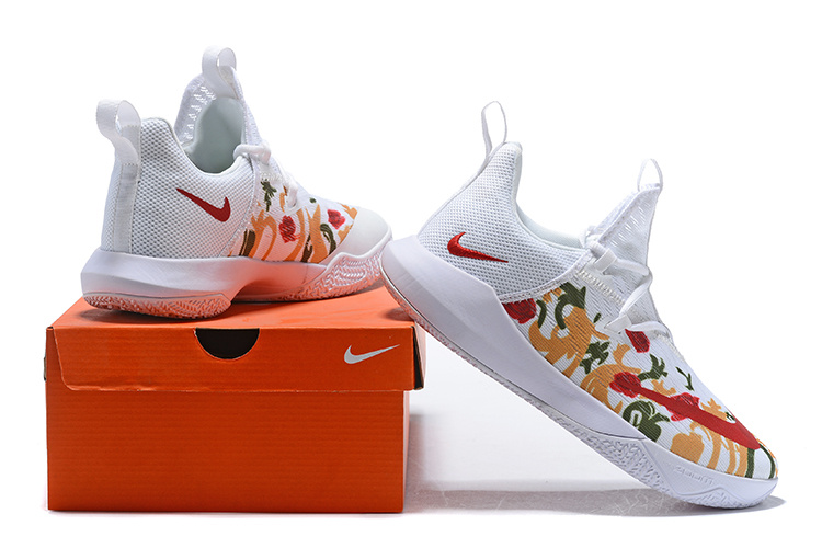 61a49344cf6 Nike Hyperdunk Low 2018 Flowers Plants Men s Basketball Shoes NIKE ...