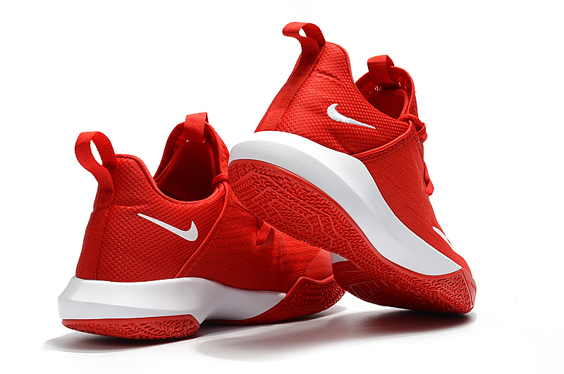 a8837b68ef56 Nike Zoom Shift EP 2 Bright Red White Men s Basketball Shoes NIKE ...