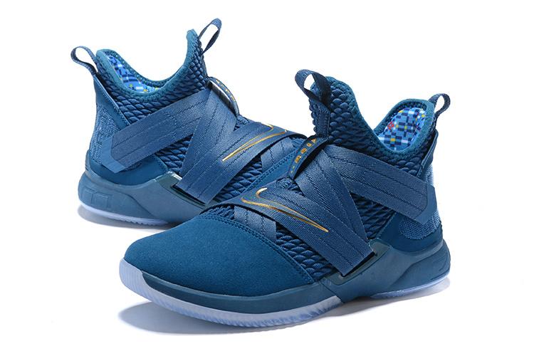 Nike LeBron Soldier XII SFG Black